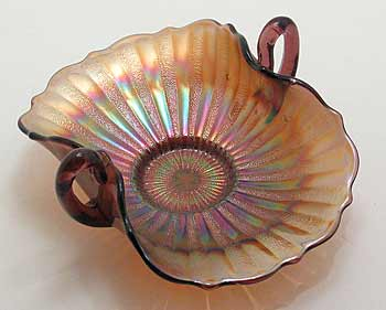 Stippled Rays, Stippled Rays Scale Band Back, Fenton | Hooked on