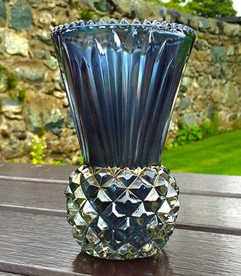 Thistle-vase